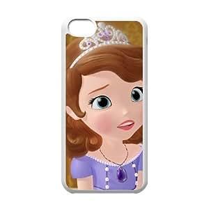 iPhone 5C Phone Case White Sofia the First Princess Sofia VF6623134