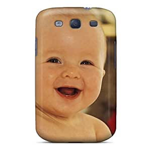 New Arrival Galaxy S3 Case Baby Smile Case Cover