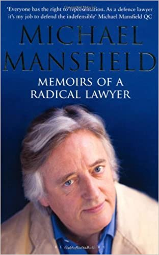 Book Memoirs of a Radical Lawyer by Michael Mansfield (2010-09-06)