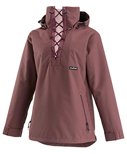 Airblaster Pullover - AIRBLASTER Papoose Pullover Womens Mahogany M