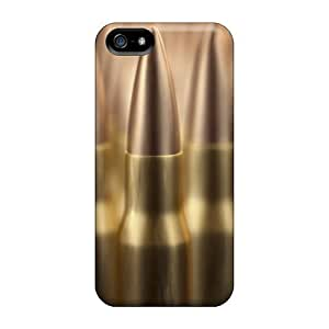 Quality StarFisher Case Cover With Bullets Nice Appearance Compatible With Iphone 5/5s
