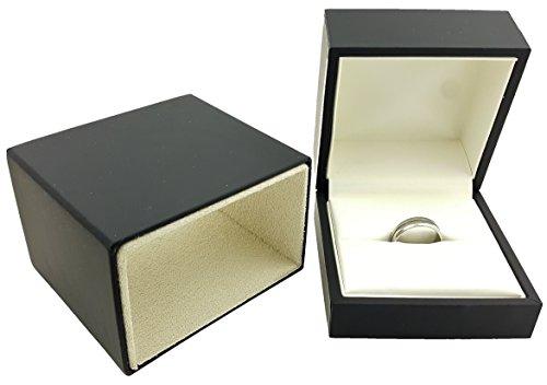Gift Display Ring Box - 888 Display Elegant Sleeve Earring Ring Necklace Bracelet Watch Gift Box Display (3.25