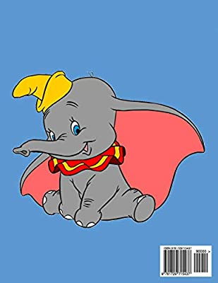 Dumbo Coloring Pages Disneys Dumbo Coloring Pages 2 Disneyclips ... | 400x309