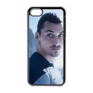 Zlatan iPhone 5c Cell Phone Case Black Besif