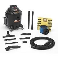 Shop-Vac 9621210 12 Gal Automotive Professional Wet/Dry Vacuum