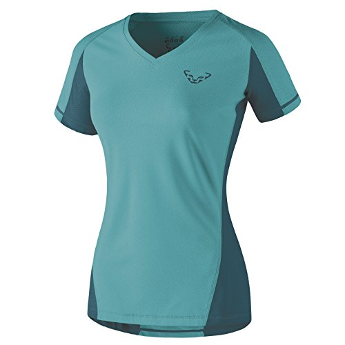 maglietta DYNAFIT corte Ocean da donna a maniche HHdwxqr