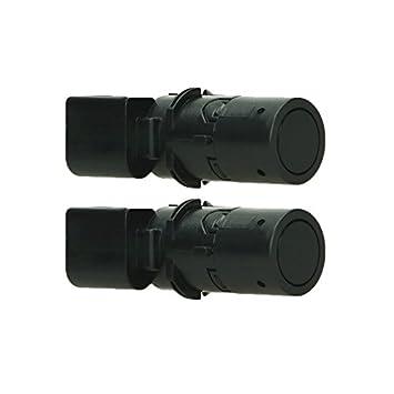 ECD Germany 2X Sensores ultrasónicos Sensor de Aparcamiento Sensor PDC: Amazon.es: Coche y moto