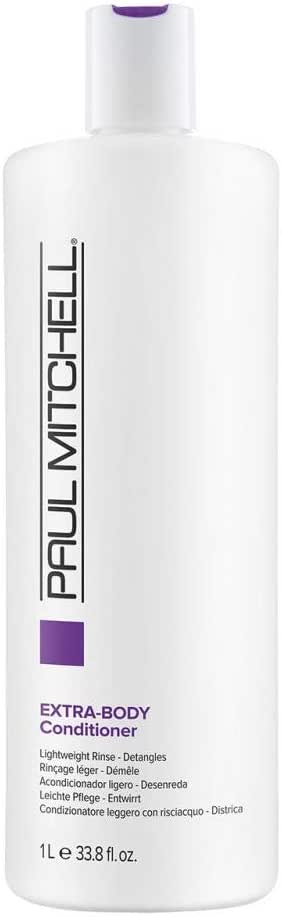 Paul Mitchell Extra Body Daily Rinse Conditioner l for Unisex - 33.8 oz, 1065.94 g
