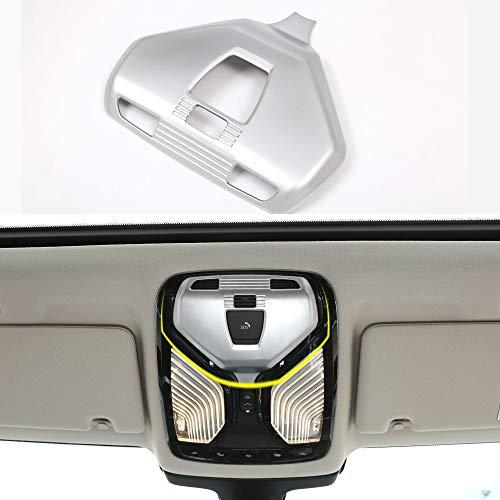 Eiseng Inner Reading Light Lamp Decorative Trim for BMW 5 Series G30 2017 2018 2019 for BMW 7 Series G11 G12 2016-2019 X3 G01 X4 G02 6 Series Gran Turismo 6 GT G32(Reading Lamp Cover / 1 Pcs)