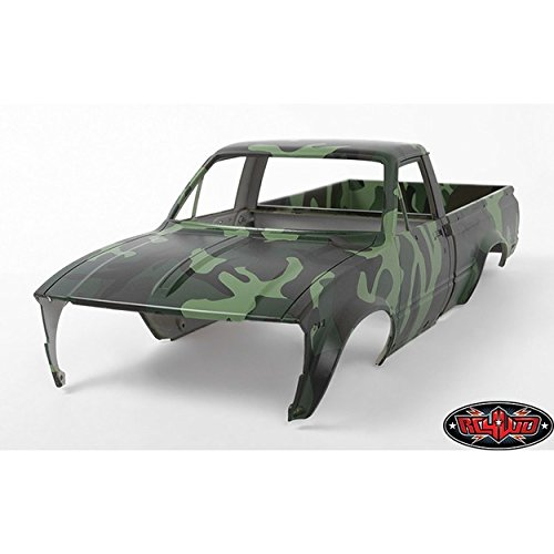 Finder Camo - RC4WD Complete Mojave 2 Body Set for Trail Finder 2 (Camo)