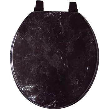 Amazon Com Home Dynamix Vmr 450 Veneer Marble Toilet Seat