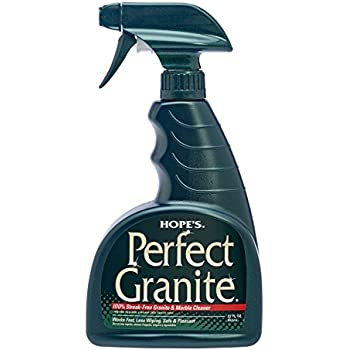 HOPES Perfect Granite Cleaner, 22-Ounce, Case of 6