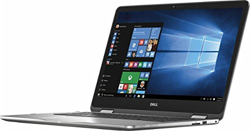 Dell Inspiron 7000 2-in-1 17.3 inch Full HD Touchscreen Gaming Laptop PC, Intel Core i7-7500U Dual-Core, NVIDIA GeForce 940MX with 2GB GDDR5, 16GB DDR4, 1TB HDD, Windows 10