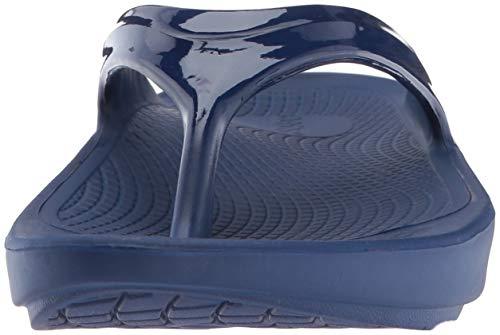 Oofos Athletic Sandals Navy Women's Oolala PSwaUSnz