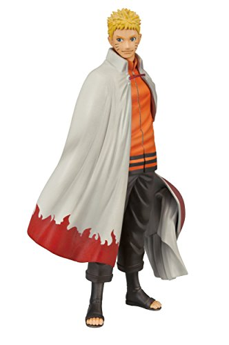 Banpresto Naruto Shippuden 6.3-Inch Naruto DXF Figure, Shinobi Relations, Special 2