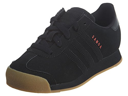 Adidas Samoa Suede Sneaker Black