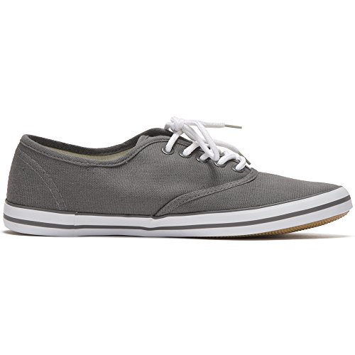 Mixte Baskets Reservoir Gris Basses Unies Shoes Pqzr4qRI