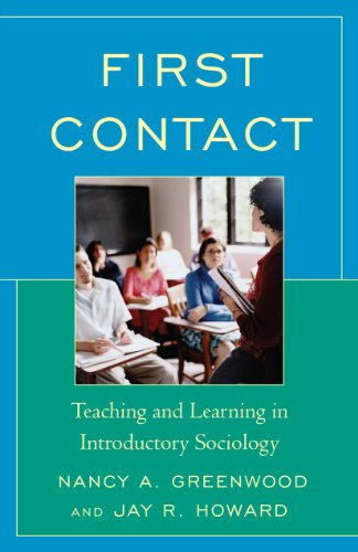 First Contact: Teaching and Learning in Introductory Sociology