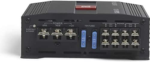 JBL Stage A6004 4-Channel car Amplifier — 60 watts RMS x 4