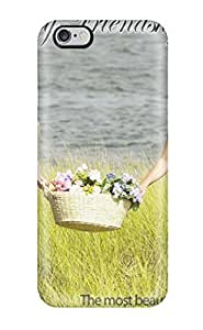 Protective Tpu Case With Fashion Design For ipod touch4 (beautiful Friendship)