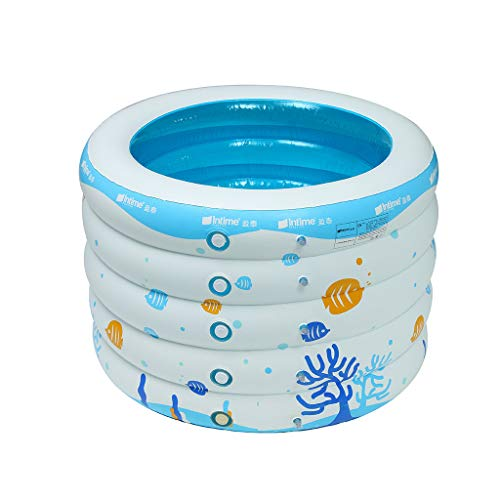 Toxz Swimming Pool Bathtub Ball Pool for Baby,Portable Padded Comfort Bottom,European Standard Material(Ship from US!)