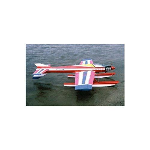 シーハンター SH-25SR 低翼水上 スタント機 スロットイン方式 バルサキット 0322 B003F9VWE6