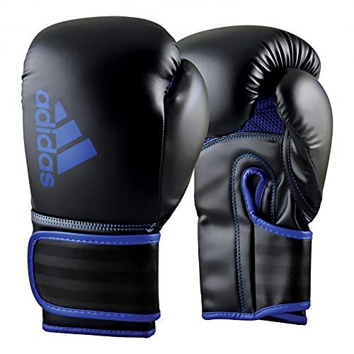 adidas Boxing Gloves – Hybrid 80 – for Boxing, Kickboxing, MMA, Bag, Training &7 Fitness – Boxing Gloves for Men, Women…