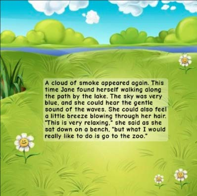 """/""""The Magic Shoes/"""" Personalised Story Book Free Shipping!"""