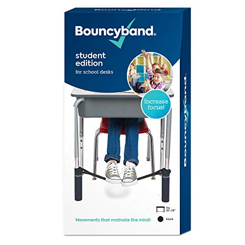 The Original Bouncy Bands® for Desks - Children Love Bouncing Their feet and Feeling The Tension to Relieve Their Anxiety, hyperactivity, Frustration, or Boredom. (Companies North Chair Carolina In)