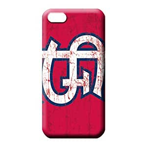 iphone 5 5s Proof Protector For phone Fashion Design phone back shell st. louis cardinals mlb baseball