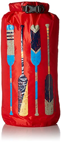 Outdoor Research Graphic Dry Sack 15L Paddle Bag, Hot Sauce, 1size