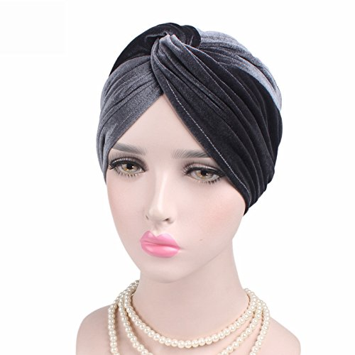 Neaer Women Cancer Chemo Hat Beanie Scarf Turban Head Wrap Cap gorra mujer invierno chemo hats winter cap women Gorras Mujer at Amazon Womens Clothing ...