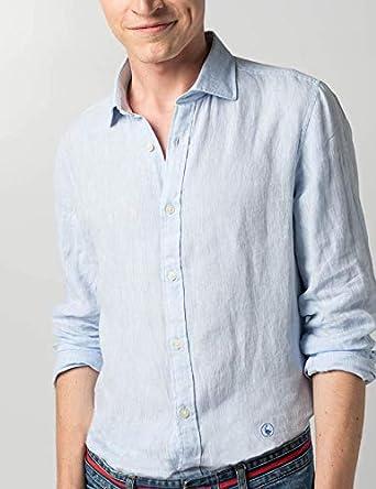 El Ganso Camisa Casual para Hombre: Amazon.es: Ropa y accesorios