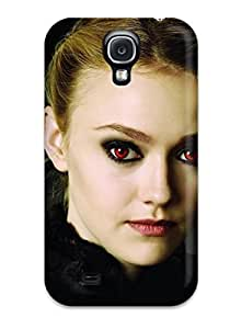 Fashion Tpu Case For Galaxy S4- Dakota Fanning As Jane Defender Case Cover