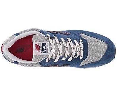 New Balance Men s 996 Enduring Purpose-Made USA Fashion Sneaker