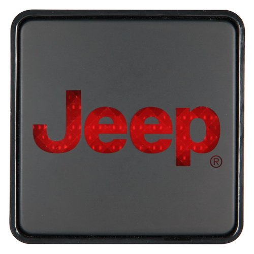 Jeep Hitch Cover, Car Truck Tow Hitch Cover Light Led - Abs Plastic