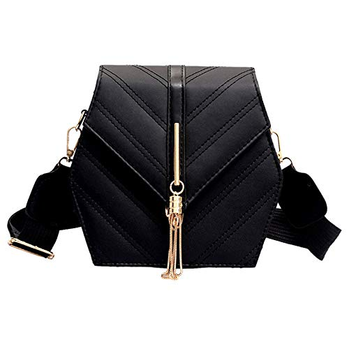f64587068dd Women's Messenger Bags, Women Mini Metal Tassel Crossbody Bag ...