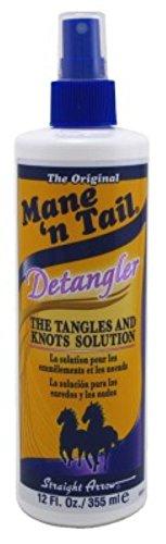 Mane N Tail Detangler 12oz Spray (2 Pack)