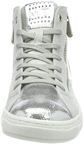 Marco Tozzi Damen 25202 Hohe Sneaker grau (Lt.grey comb)