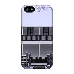 EgC14502TMhc Snap On Cases Covers Skin For Iphone 5/5s(elk Horn Tavern)