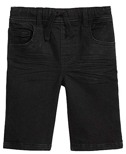 Epic Threads Colored Denim Shorts, Toddler Boys (Deep Black, -