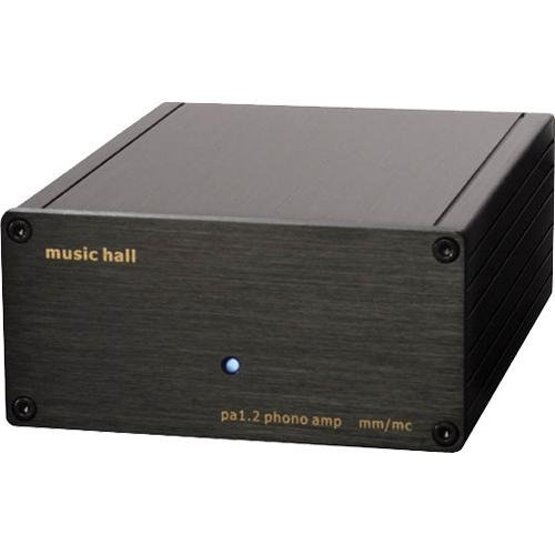 Music Hall PA1.2 MM/MC Phono Pre Amp by Music Hall