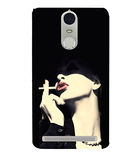 Girl Smoking Wallpaper 3d Hard Polycarbonate Designer Amazonin