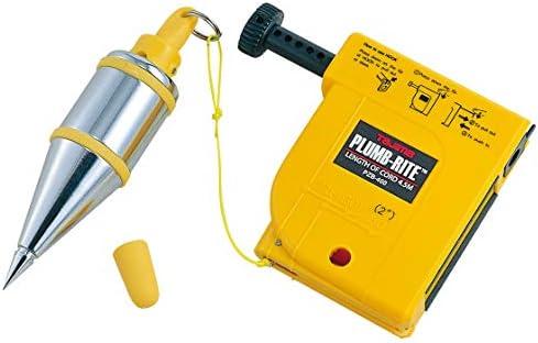 iplusmile Pro Plumb Bob with String Plumb Bob Straight Level Setter Test Device 6 Meters
