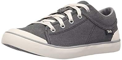Teva Freewheel Washed Canvas Shoes Womens