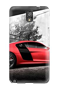 Tpu Case For Galaxy Note 3 With Audi R8 Gt 32