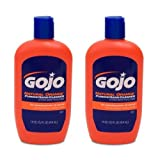 Gojo 0957 Orange Lotion Hand Cleaner with