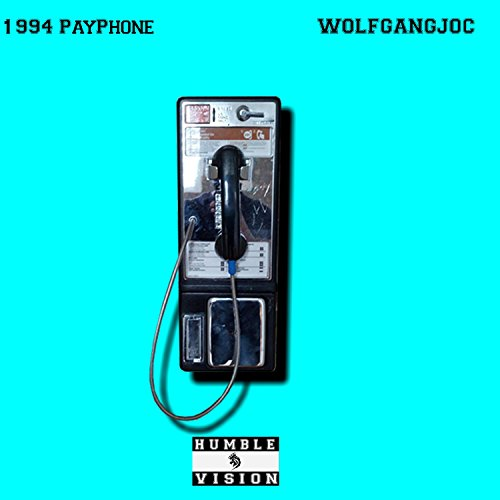 1994 Pay Phone (Antique Replica Phone)