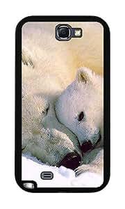Polar Bear #1 - Case for Samsung Galaxy Note 2