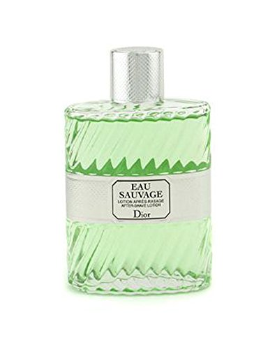 Christian Dior Eau Sauvage Men After Shave Lotion, 3.4 Ounce
